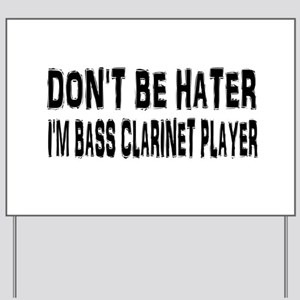 Music Yard Sign
